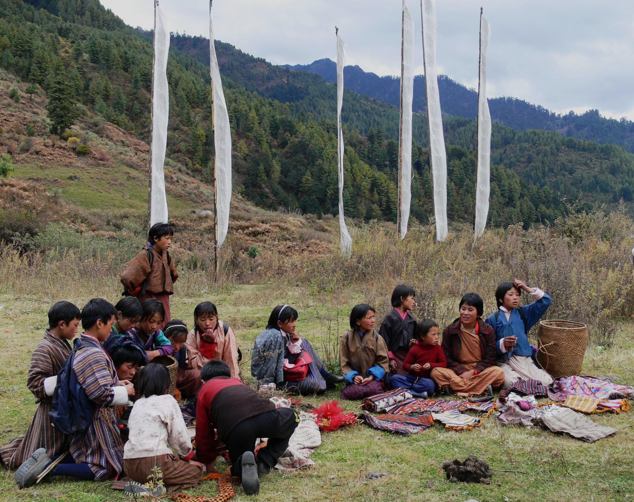Bhutan reis – Land van de Donderdraak.9
