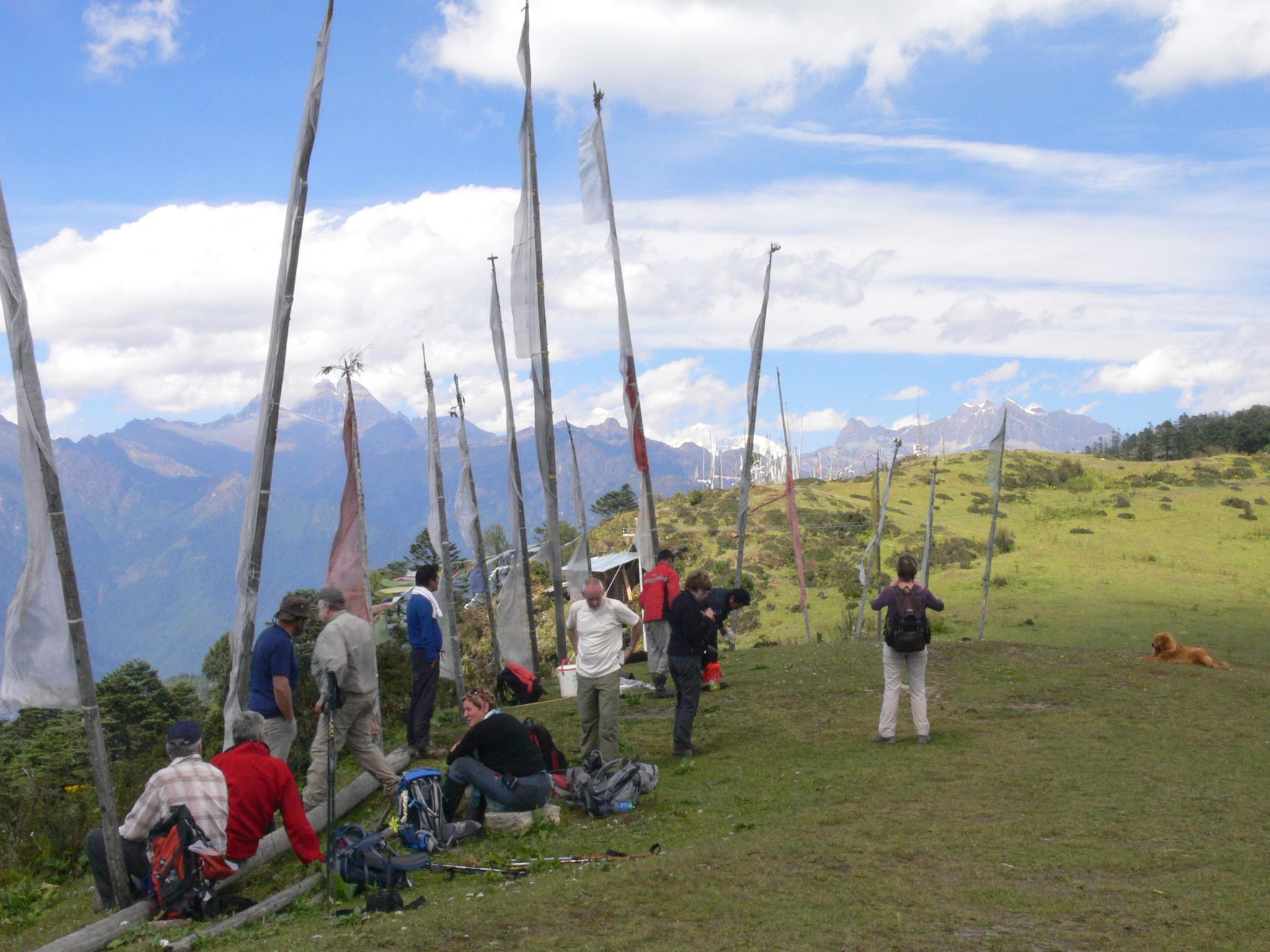 Birding reis Bhutan2