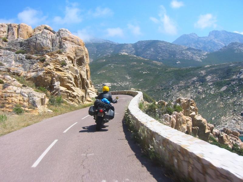 Frankrijk – Corsica motorreis1