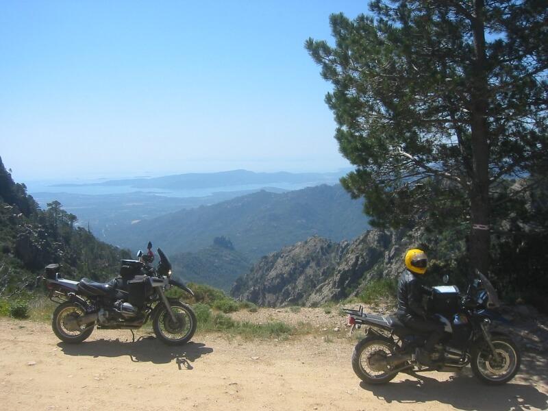Frankrijk – Corsica motorreis2