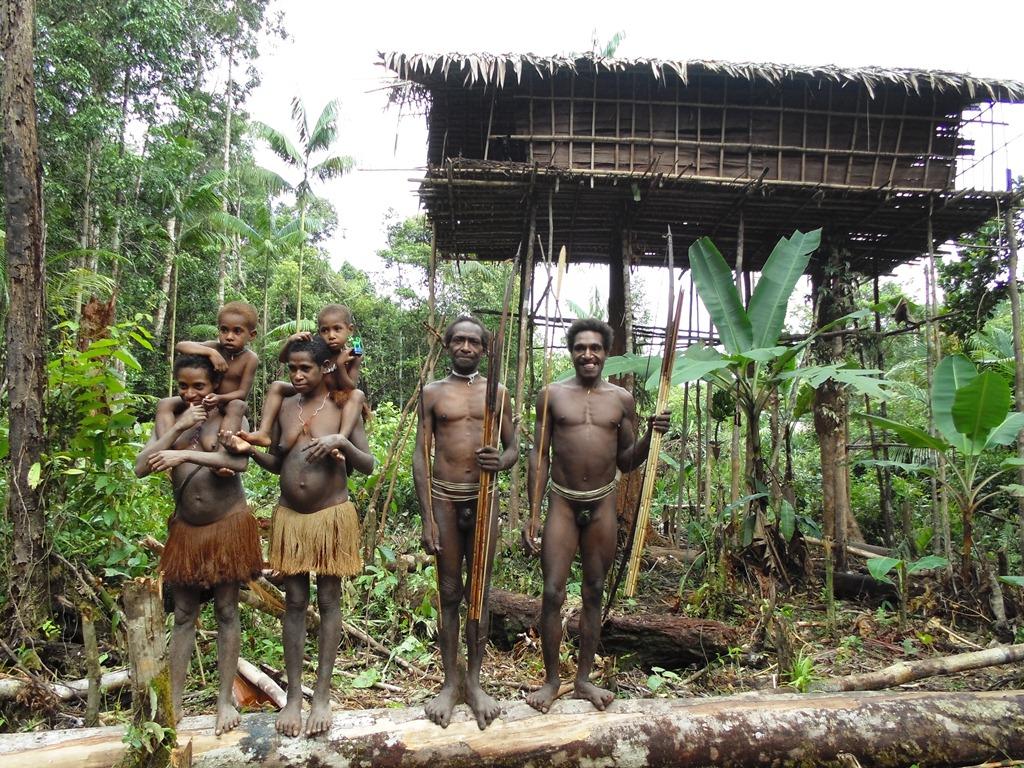 avontuurlijke groepsreis Papua – The Lost World8