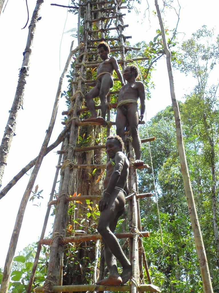 avontuurlijke groepsreis Papua – The Lost World7