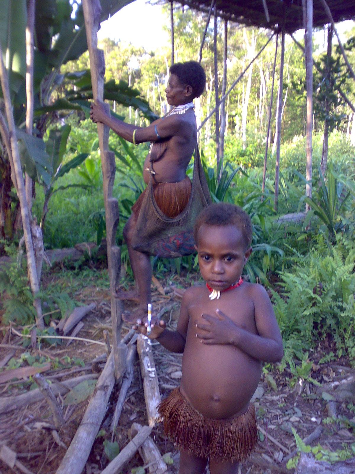 avontuurlijke groepsreis Papua – The Lost World4