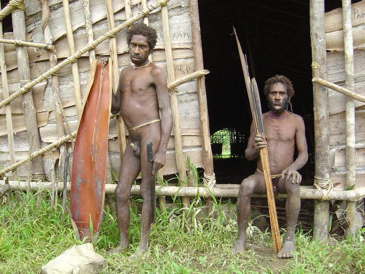 Papua reis – Asmat Fire10