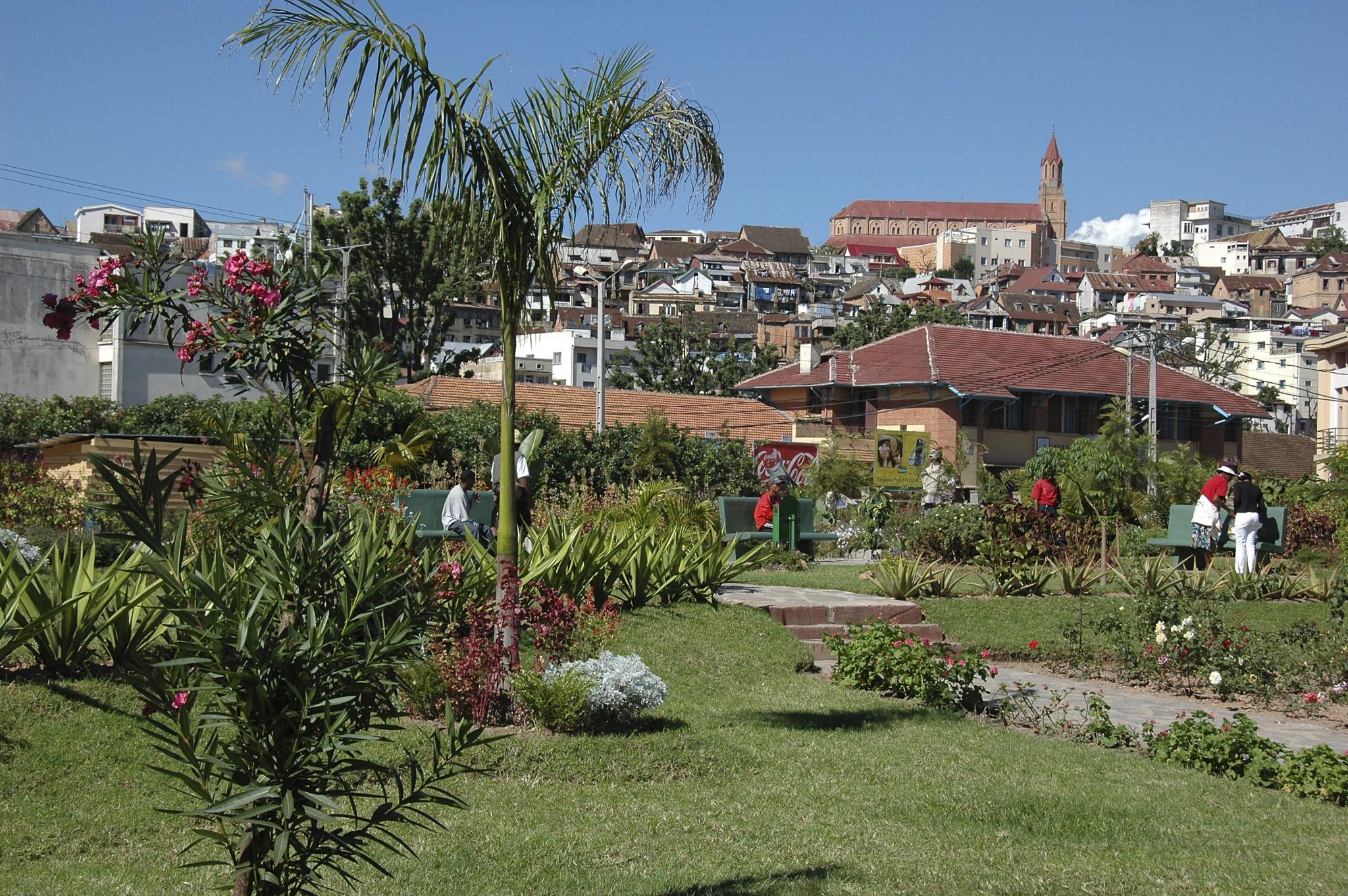 Madagascar, Antanananrivo
