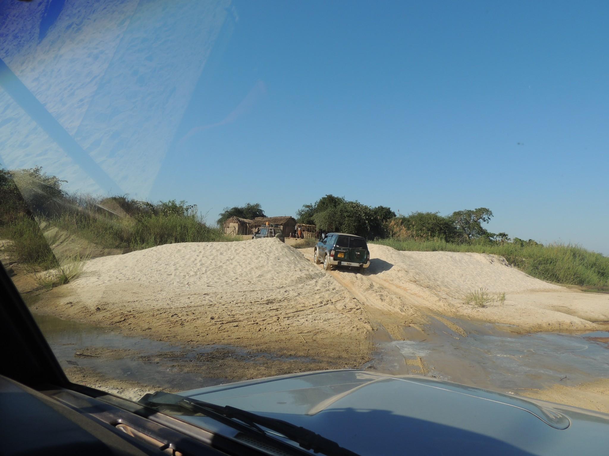 Madagascar, onderweg naar Morondava