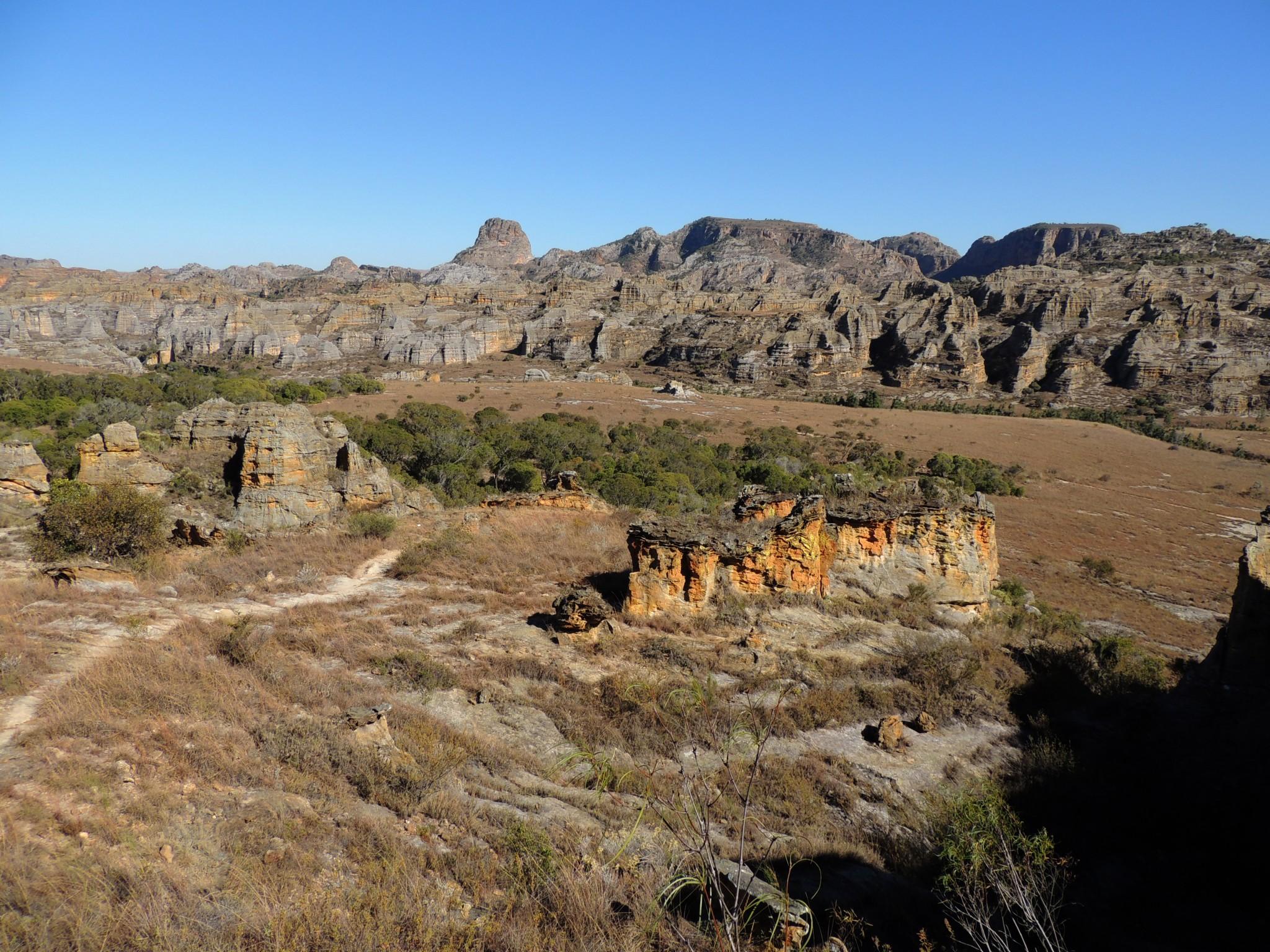 Madagascar, Isalo National Park