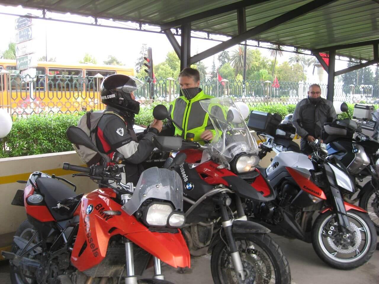 Motorreis Marokko : de imperial steden8
