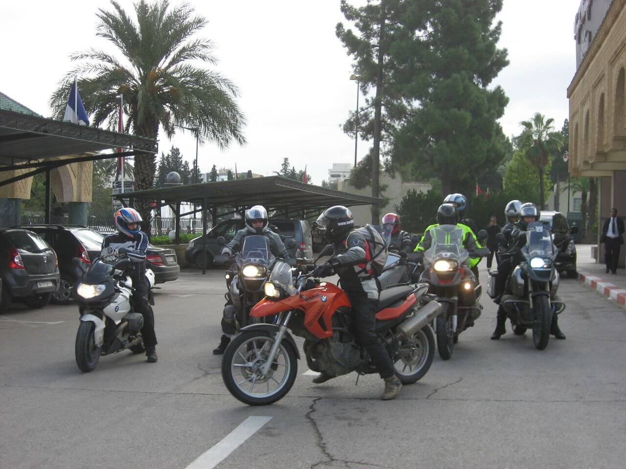 Motorreis Marokko : de imperial steden9
