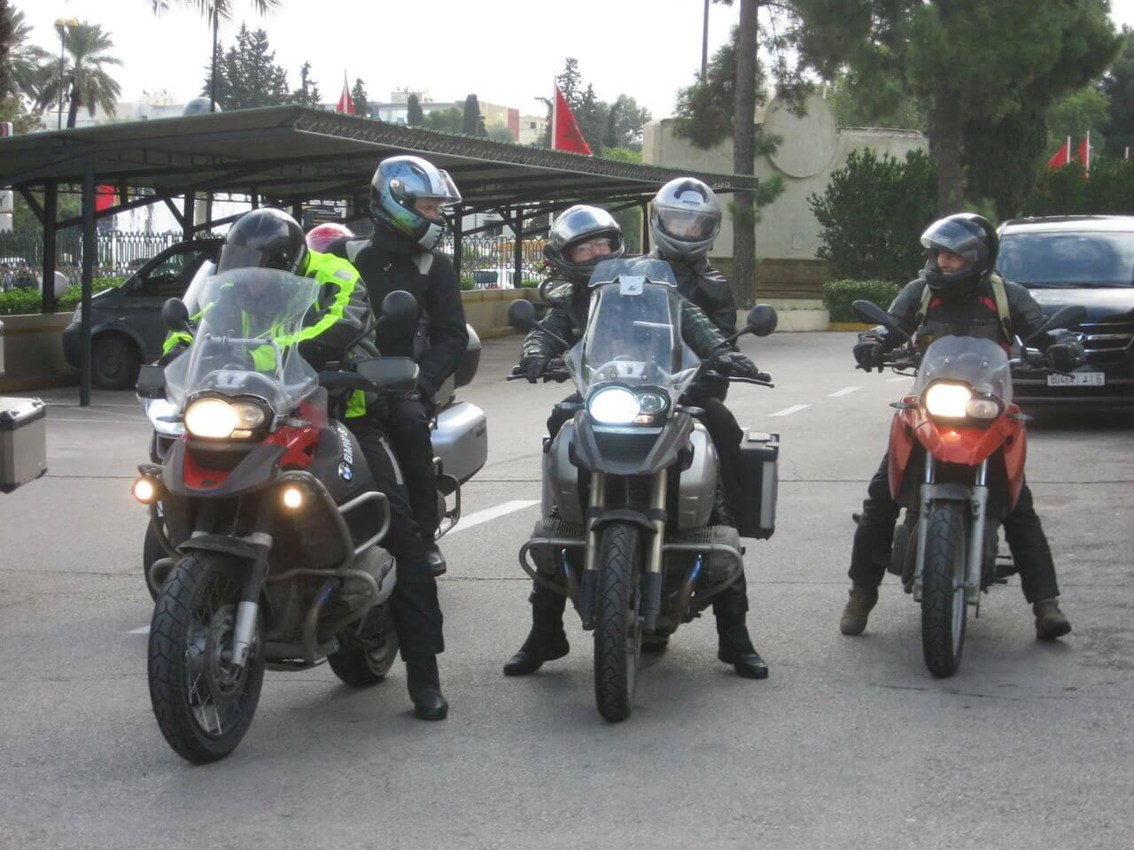 Motorreis Marokko : de imperial steden10