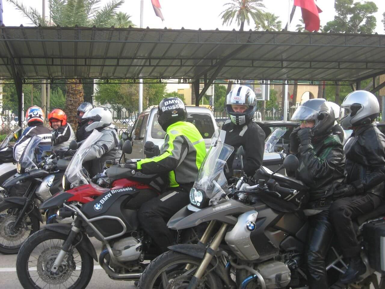 Motorreis Marokko : de imperial steden11