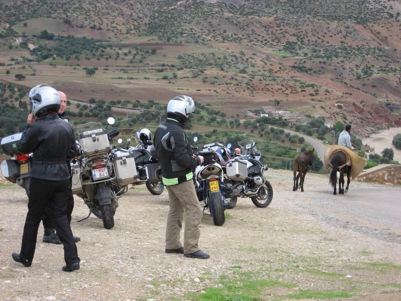 Motorreis Marokko : de imperial steden12