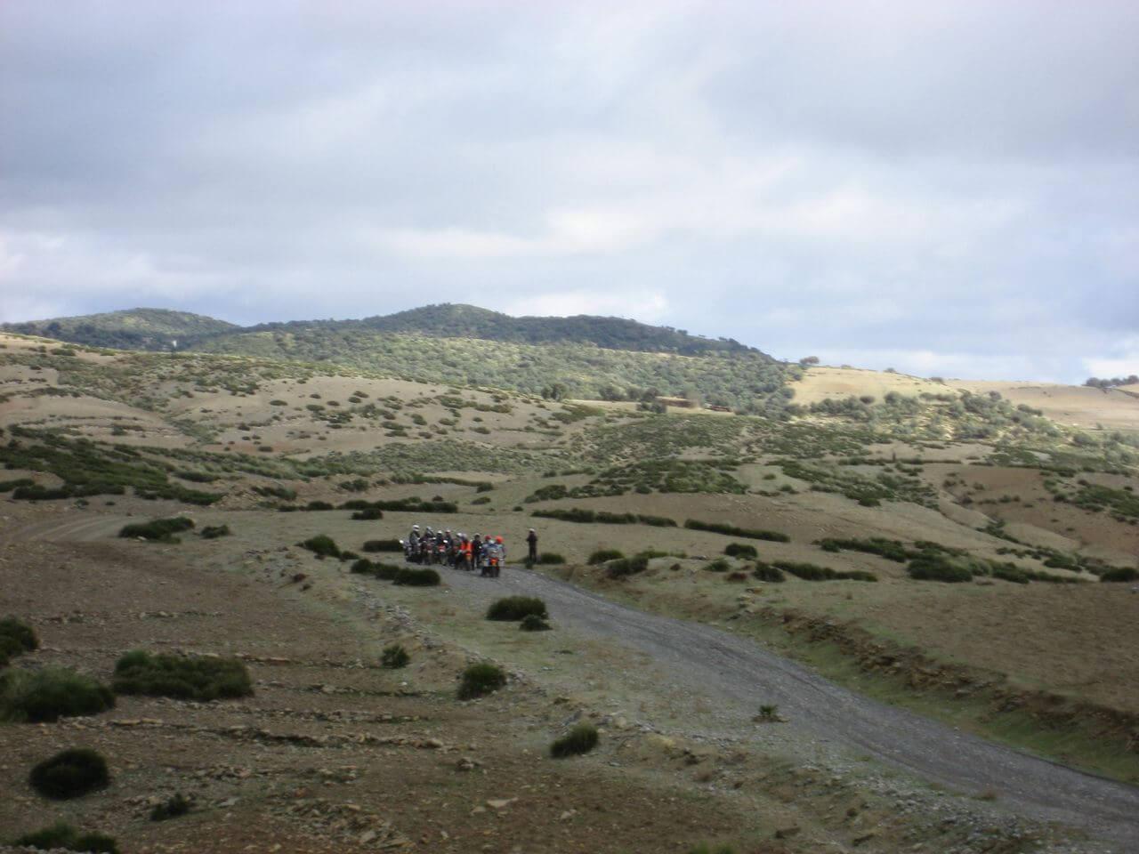 Motorreis Marokko : de imperial steden13