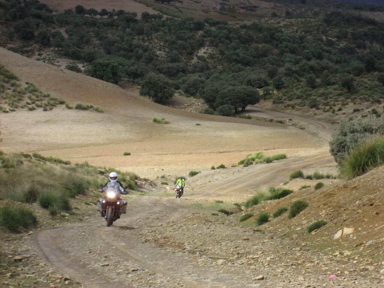Motorreis Marokko : de imperial steden14