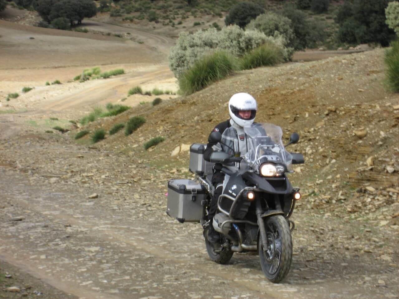 Motorreis Marokko : de imperial steden15