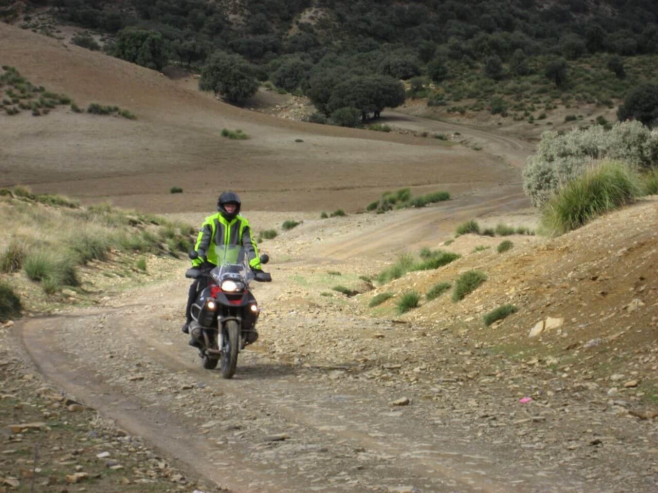 Motorreis Marokko : de imperial steden16