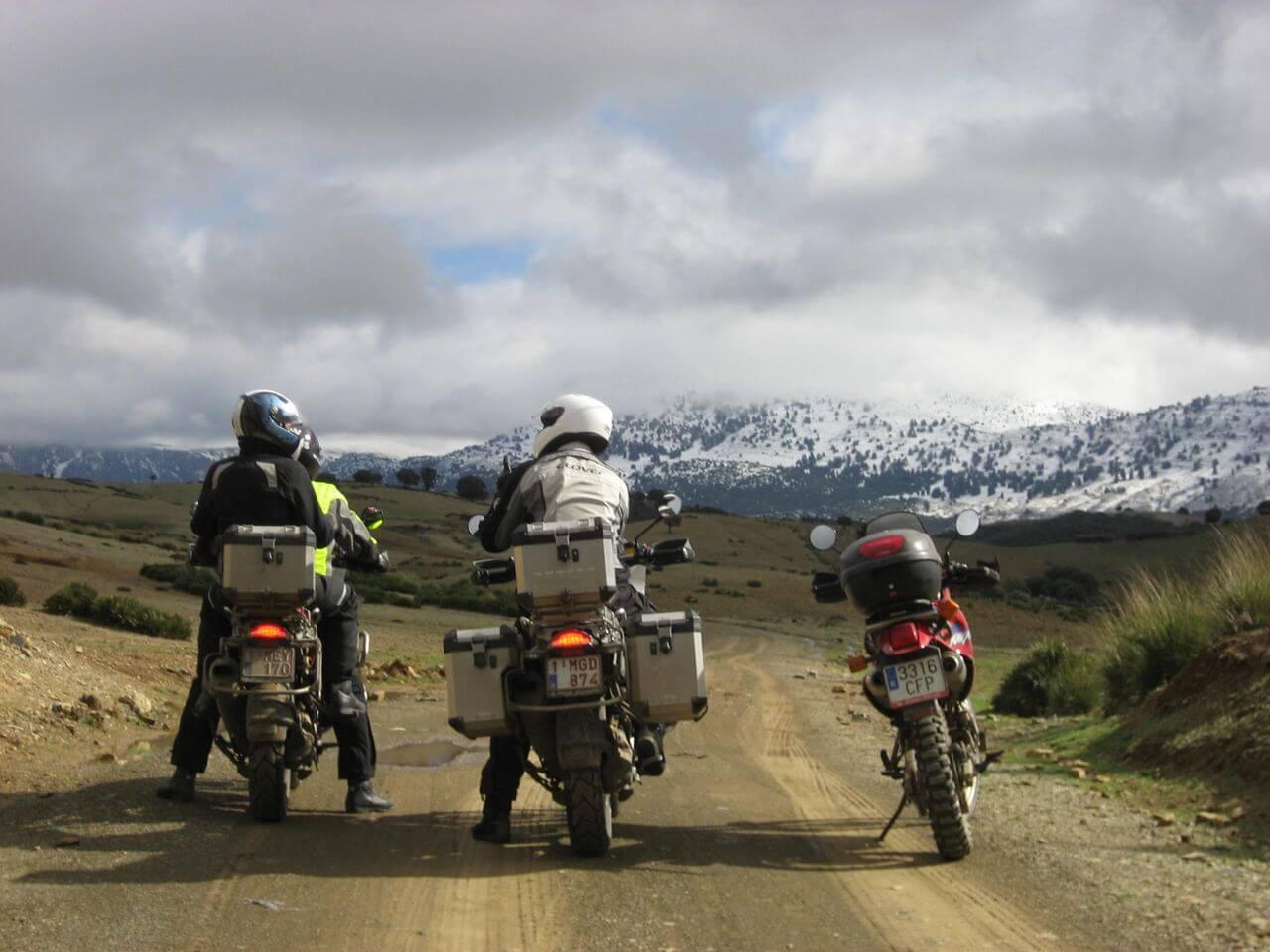 Motorreis Marokko : de imperial steden17