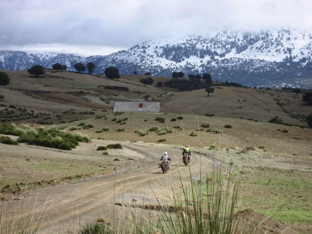 Motorreis Marokko : de imperial steden18