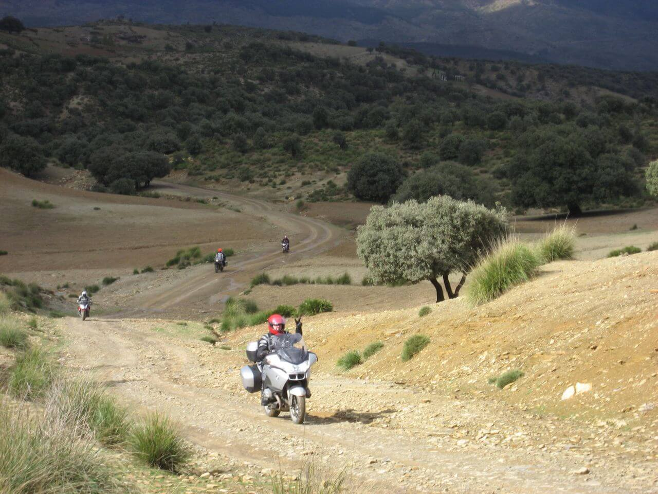 Motorreis Marokko : de imperial steden19