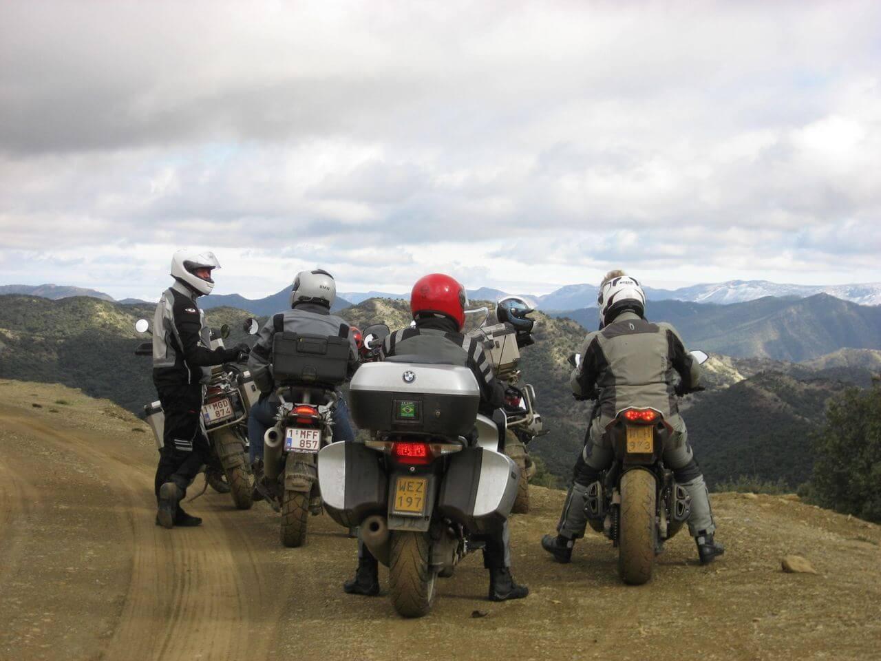 Motorreis Marokko : de imperial steden20