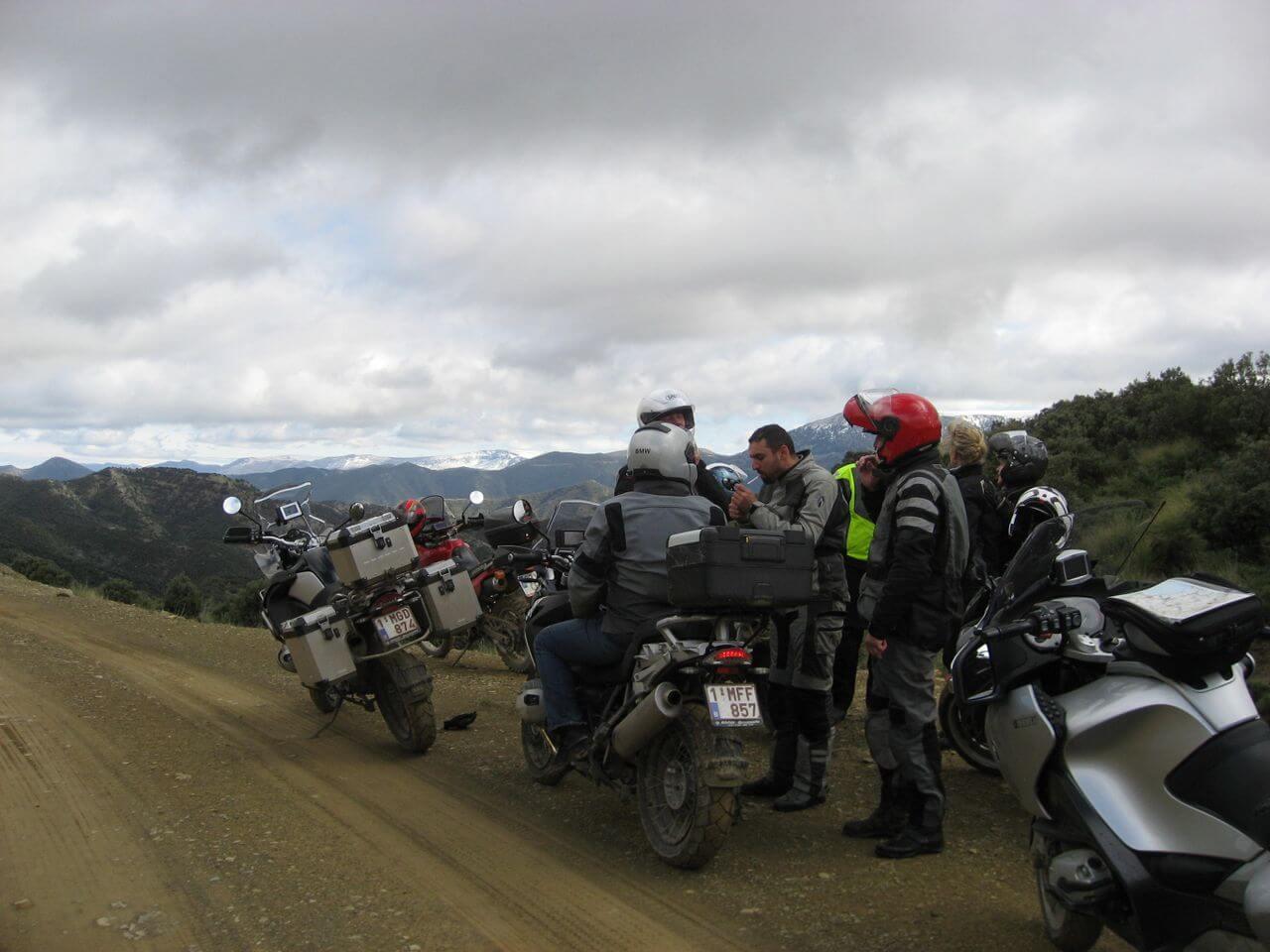 Motorreis Marokko : de imperial steden22