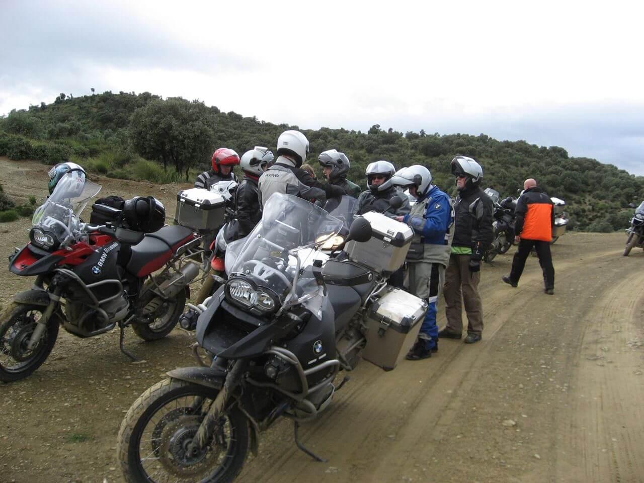 Motorreis Marokko : de imperial steden23