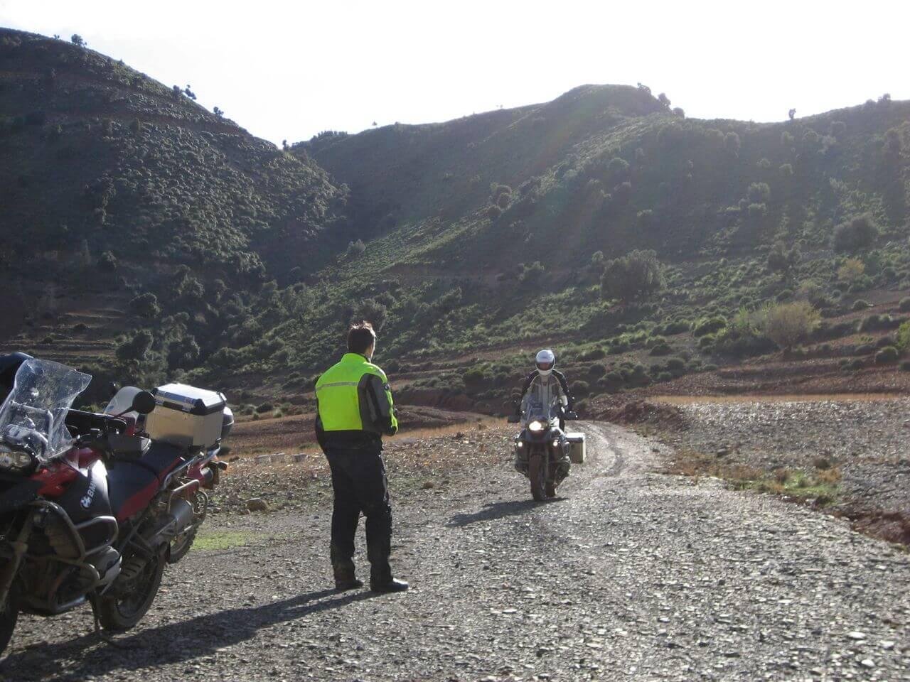 Motorreis Marokko : de imperial steden24