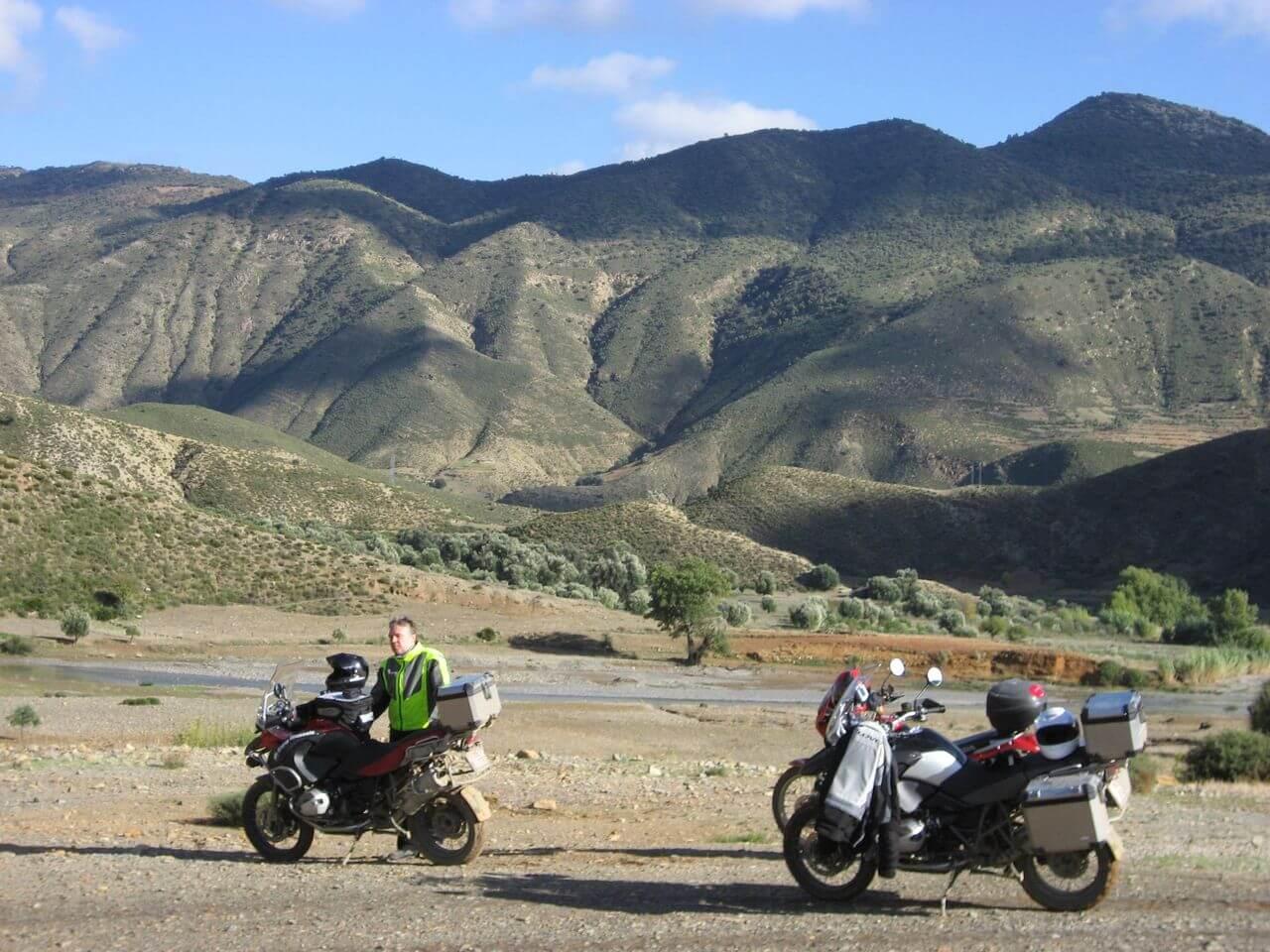 Motorreis Marokko : de imperial steden25