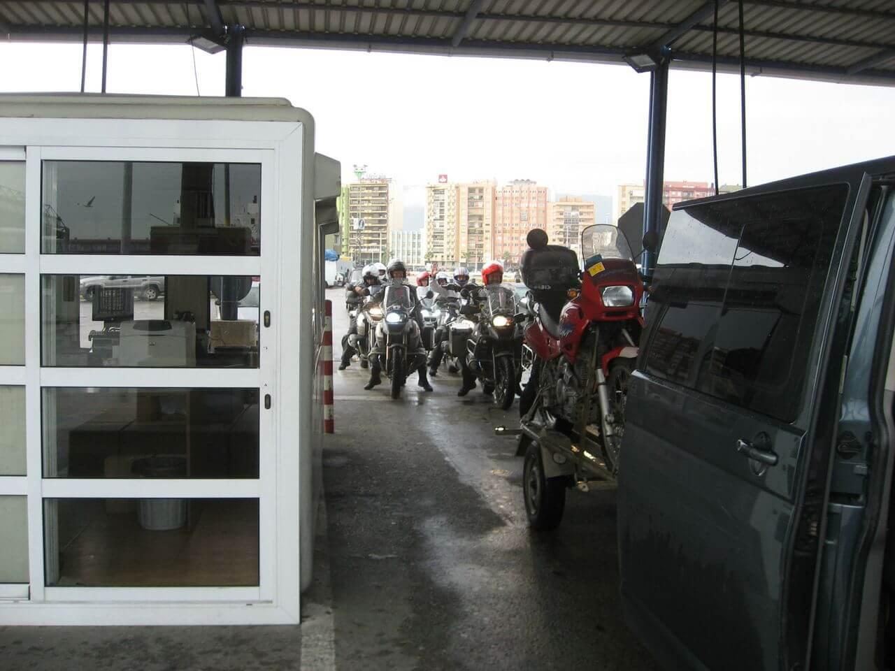 Motorreis Marokko : de imperial steden5