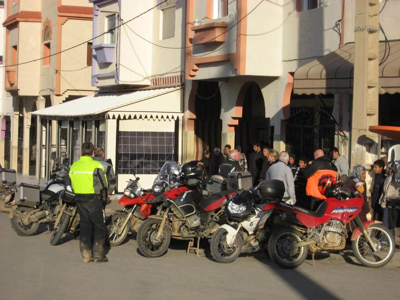 Motorreis Marokko : de imperial steden26