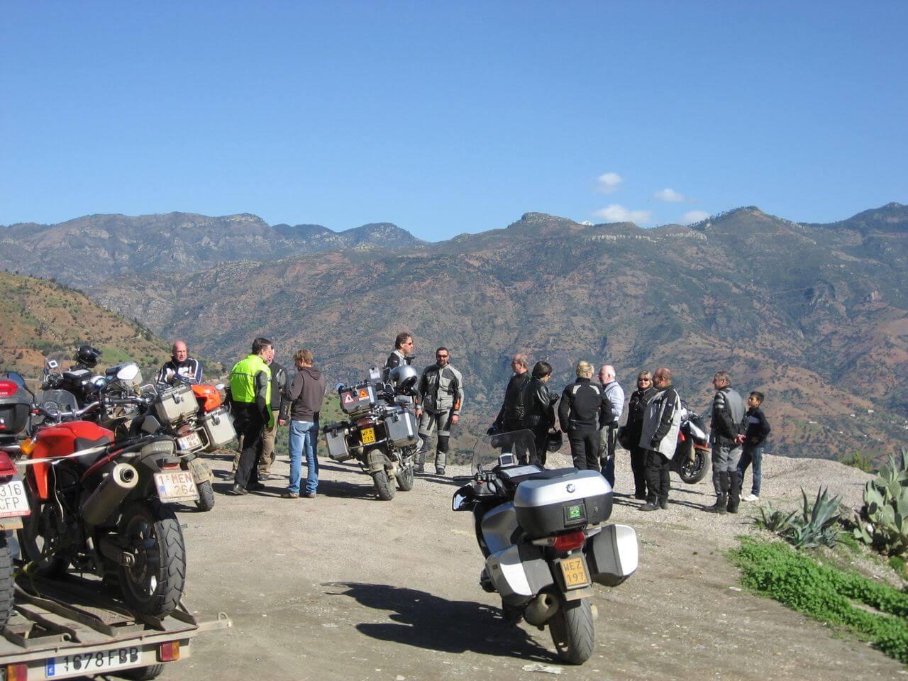 Motorreis Marokko : de imperial steden27