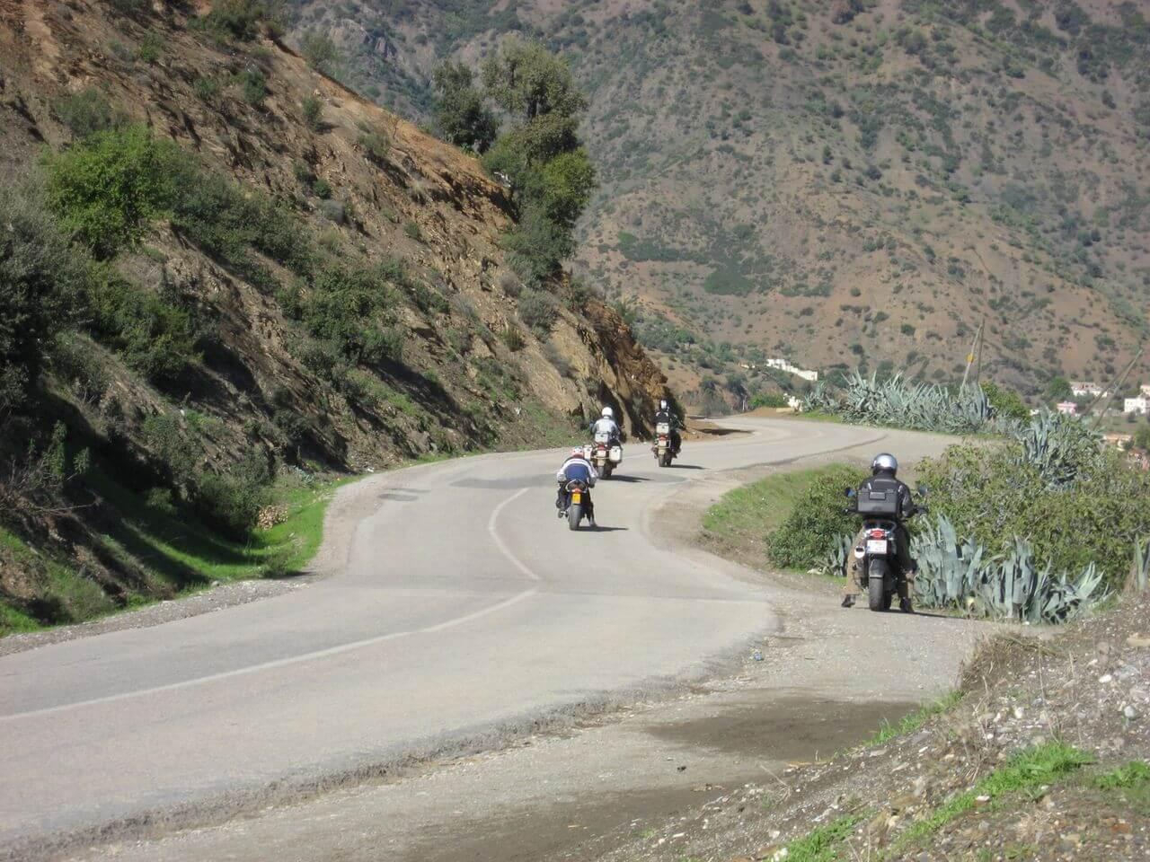 Motorreis Marokko : de imperial steden28
