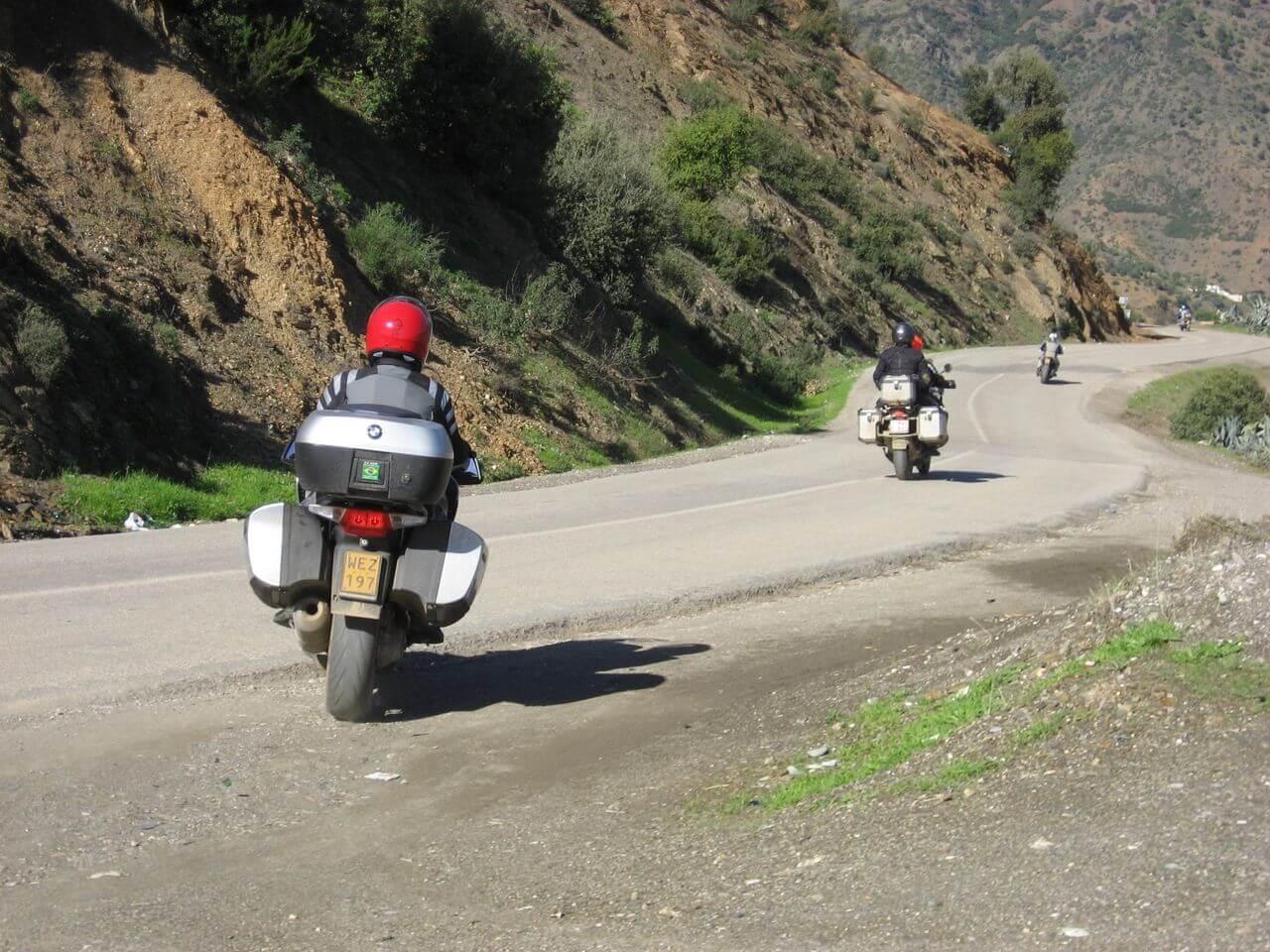 Motorreis Marokko : de imperial steden29