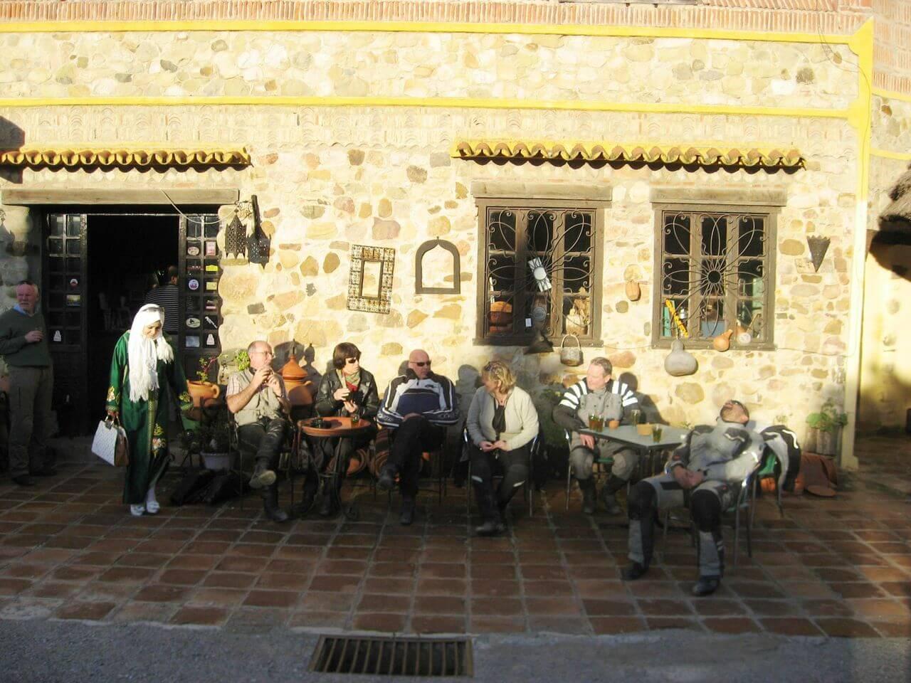 Motorreis Marokko : de imperial steden30