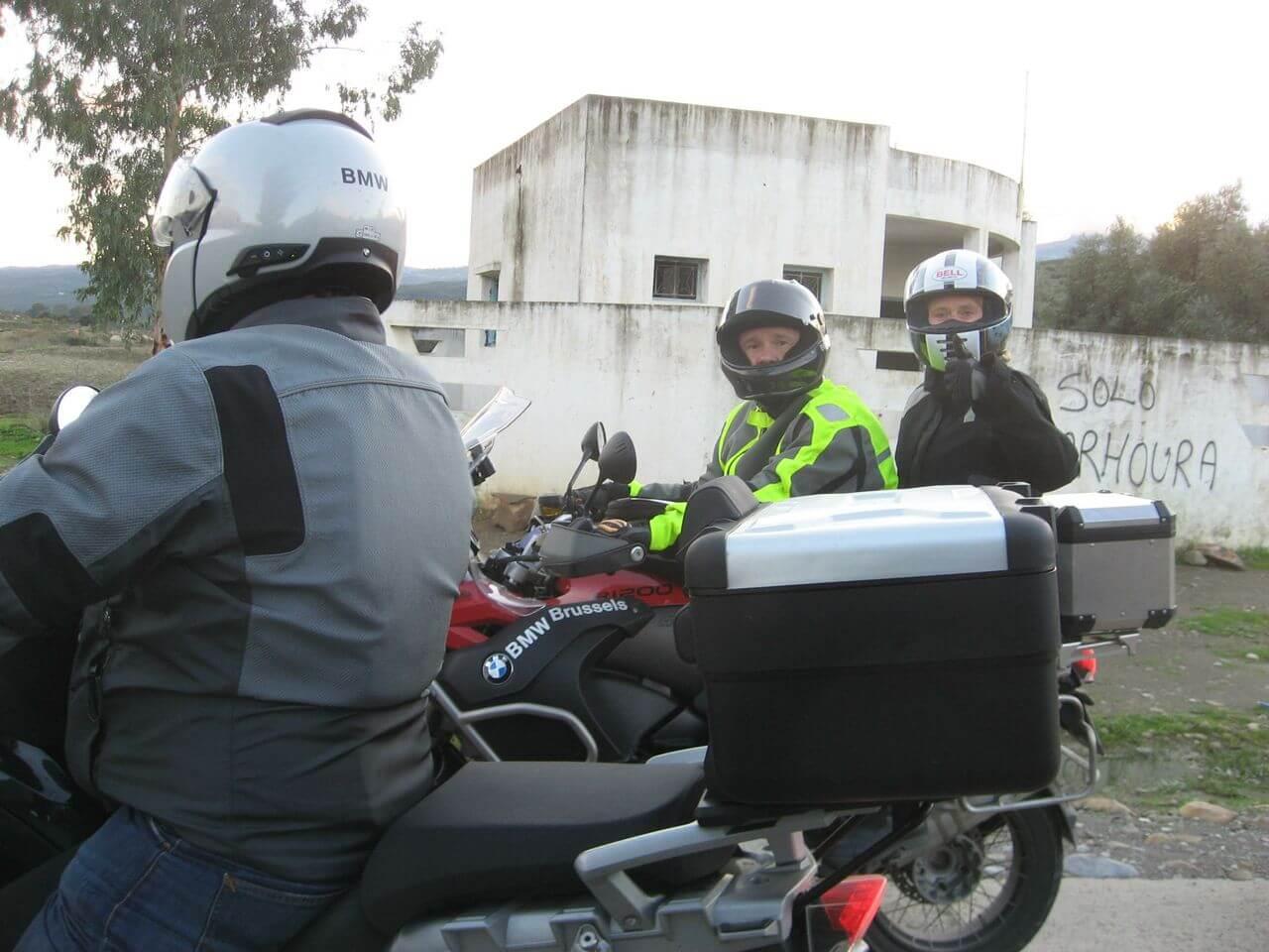 Motorreis Marokko : de imperial steden6