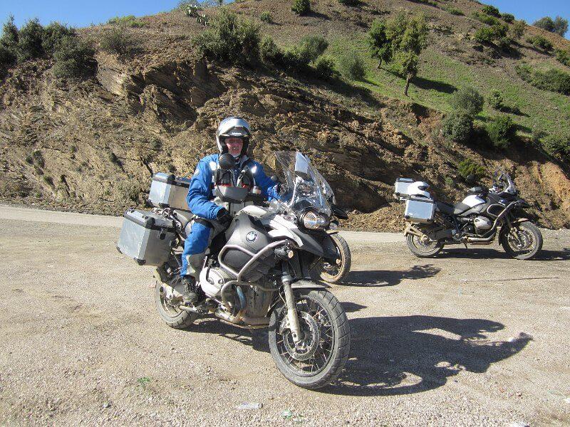 Motorreis Marokko : de imperial steden2