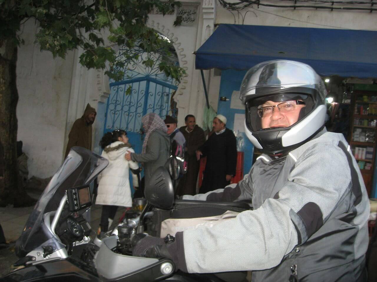 Motorreis Marokko : de imperial steden7