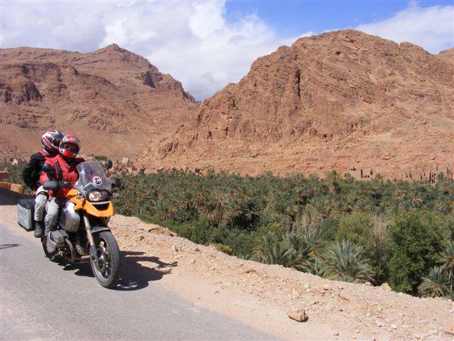 Motorreis Marokko : de imperial steden1