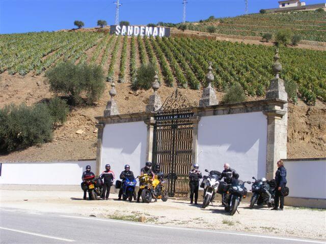 Motorreis Portugal – Porto route10