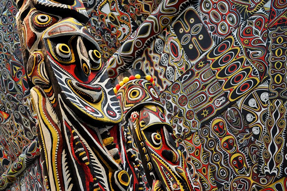 Groepsreis Sepik – The Art of the Sepik River10