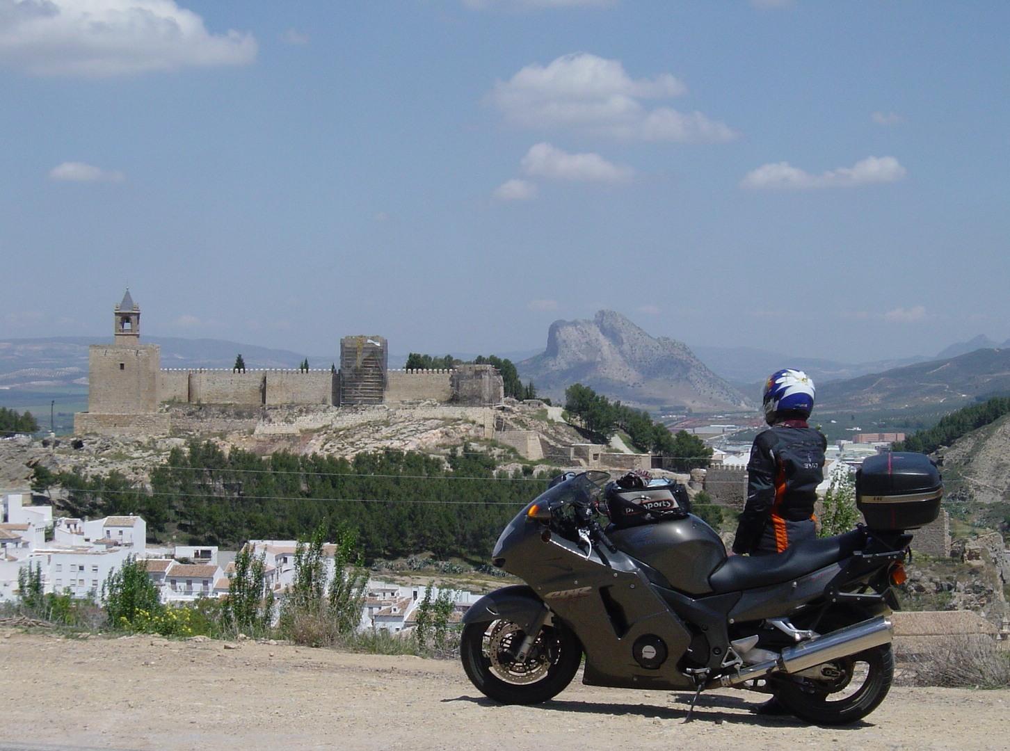 Motorreis Spanje : langs de toppen van de Sierra Nevada1
