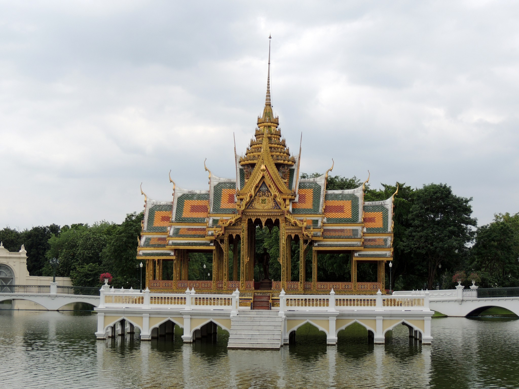 Thailand, Bang Pa In zomerpaleis