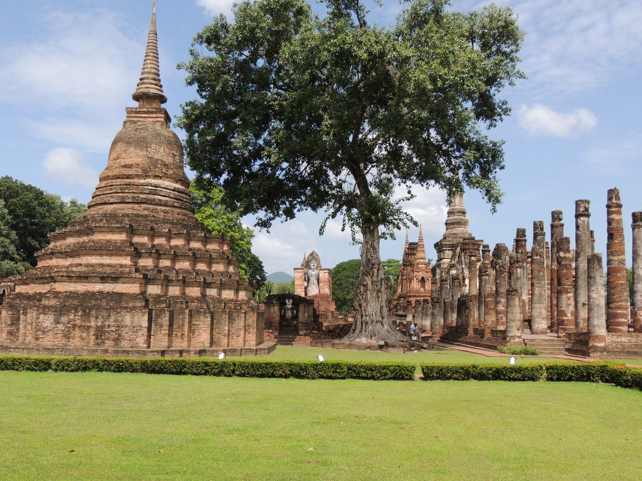 Thailand, Phitsanuloke - Wat Phra Sri Rattana Mahathat