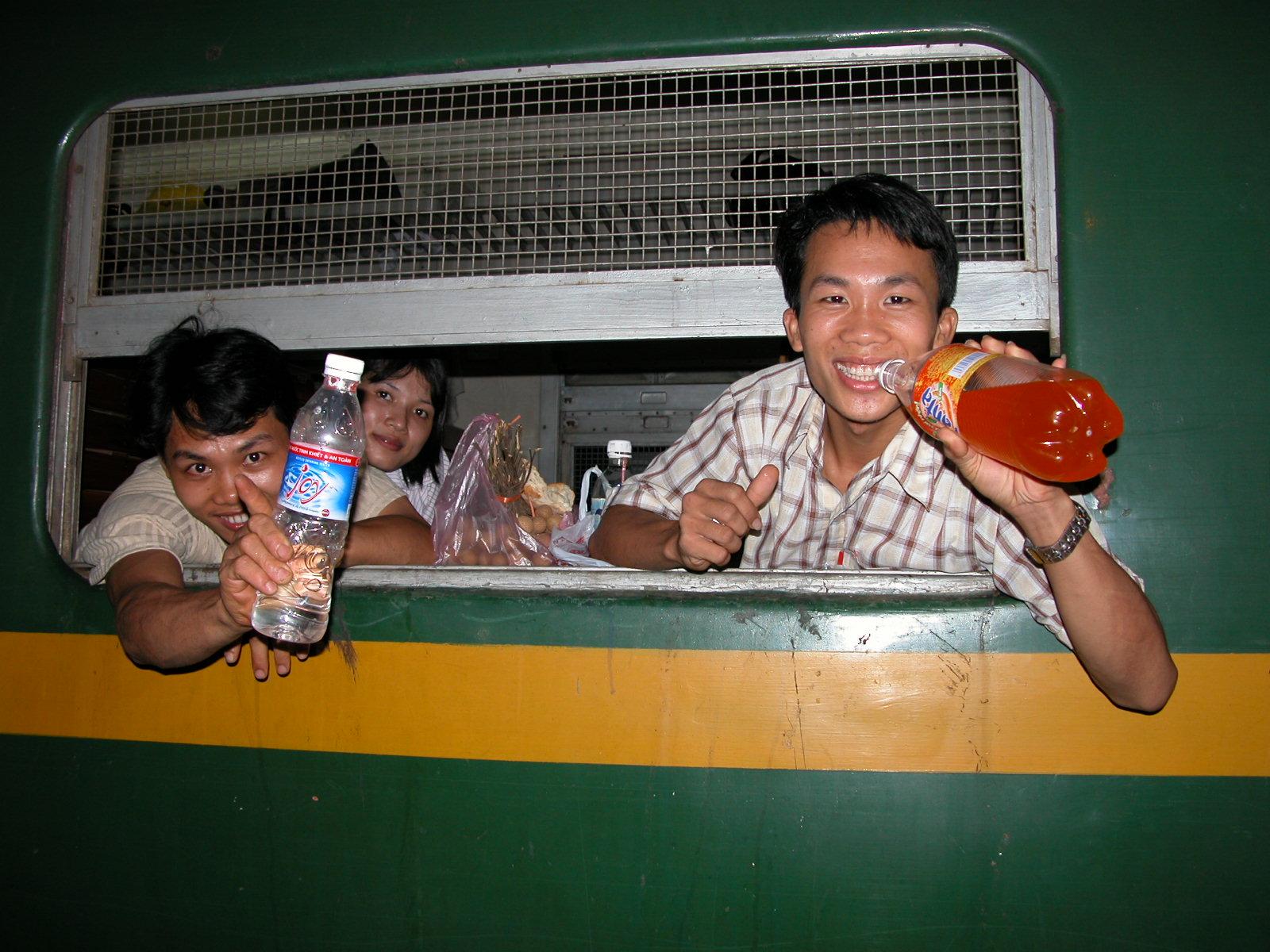 Vietnam, met de trein naar het Noorden