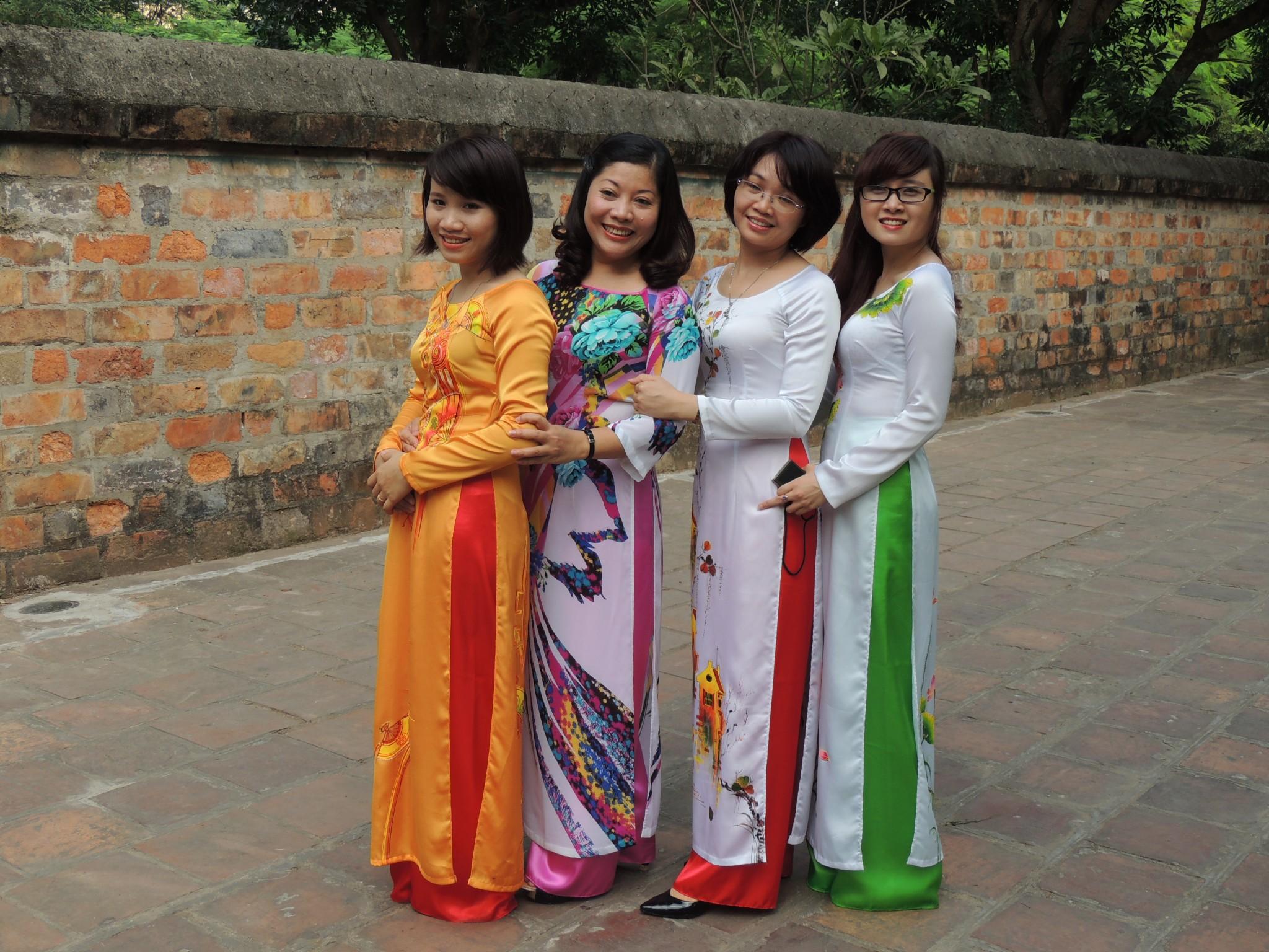 Vietnam, traditionele klederdracht