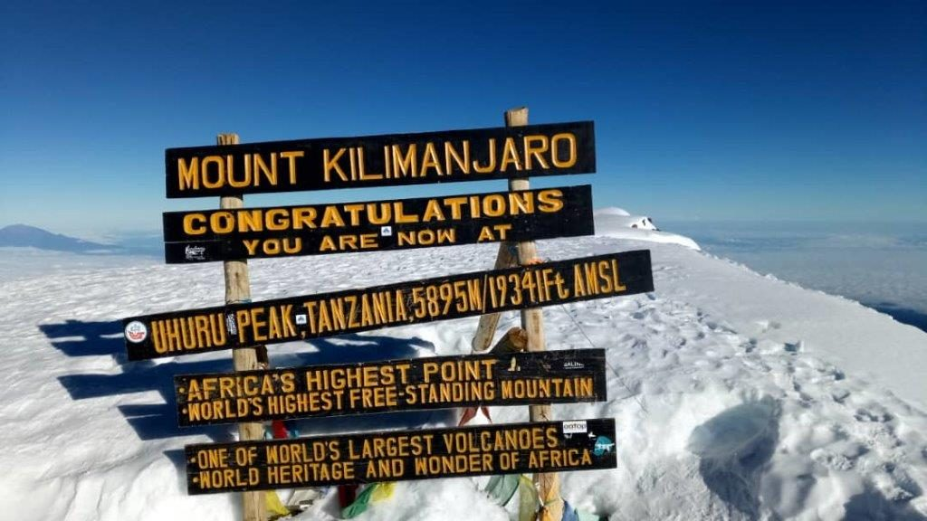 kilimanjaro expeditie
