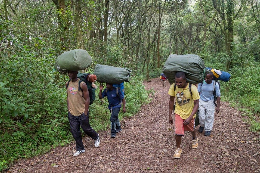 kilimanjaro expeditie