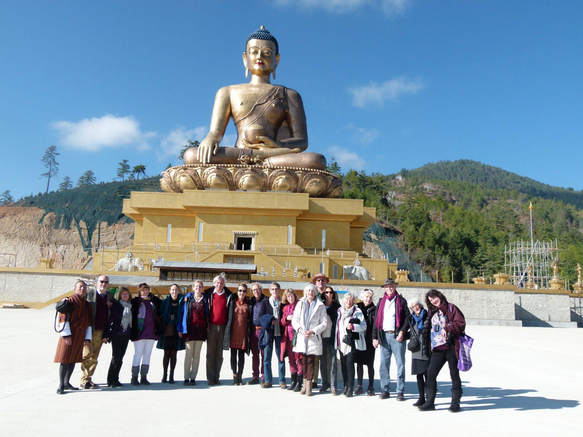 Spirituele reis bhutan