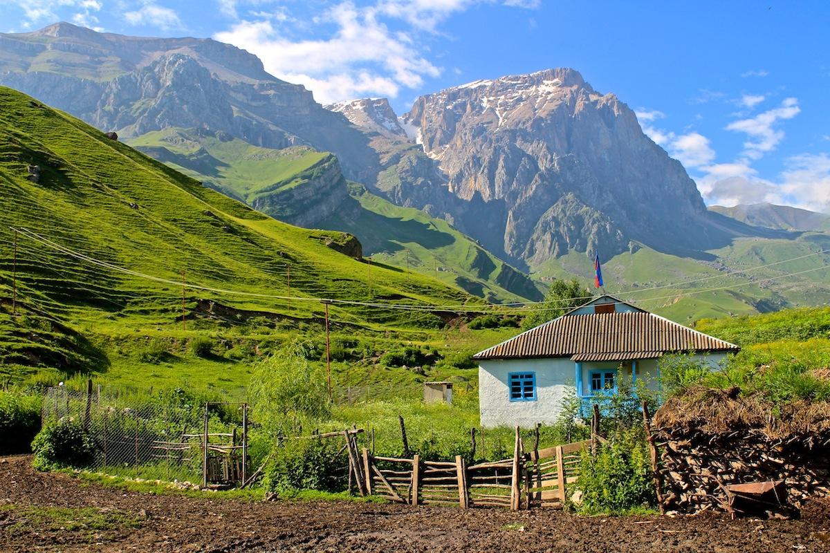 natuurreis Azerbeidzjan