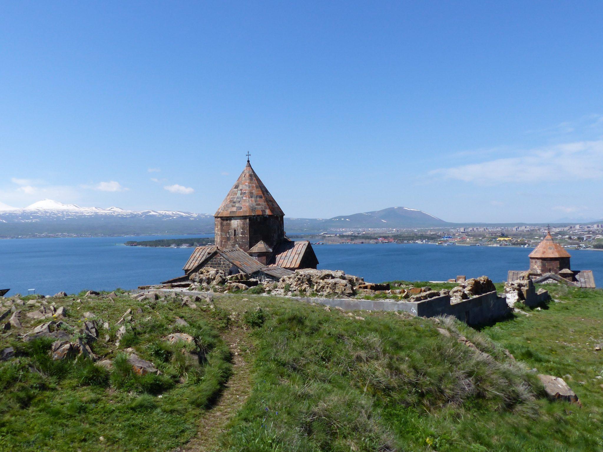 Natuurreis Armenië sevanavank